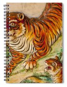 Buddhist Temple Decorations In Spiral Notebook