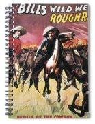 Buffalo Bills Show Spiral Notebook
