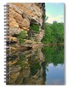 Buffalo Bluff 3 Spiral Notebook