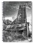 Buffalo Bridges 10624b Spiral Notebook