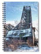 Buffalo Bridges 10624c Spiral Notebook
