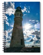 Buffalo Lighthouse 15717c Spiral Notebook