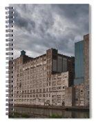 Buffalo Mills - The Backside Spiral Notebook