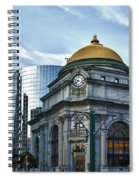 Buffalo Savings Bank 11415 Spiral Notebook