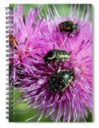 Bugfest Spiral Notebook