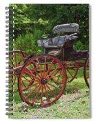 Buggy 11628 Spiral Notebook