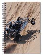 Buggy Climb Spiral Notebook