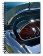 Buick Electra Tail Light Assembly Spiral Notebook