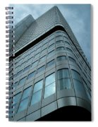 Building And Sky Spiral Notebook