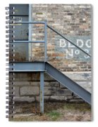 Building No. 3 Spiral Notebook