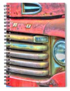 Built Like A Rock Series 01 Spiral Notebook