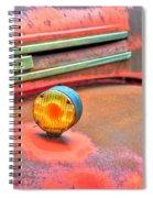 Built Like A Rock Series 02 Spiral Notebook