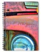 Built Like A Rock Series 04 Spiral Notebook