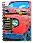 Built Like A Rock Series 05 Spiral Notebook