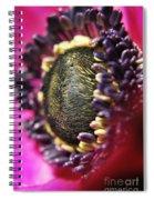 Bulb Flower Spiral Notebook