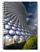 Bullring - Selfridges V2.0 Spiral Notebook