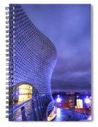 Bullring - Selfridges V4.0 Spiral Notebook