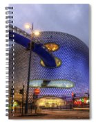Bullring - Selfridges V5.0 Spiral Notebook