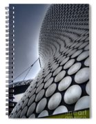 Bullring - Selfridges Spiral Notebook