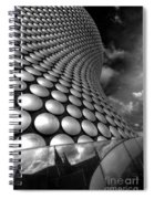 Bullring - Selfridges V2.0 Bw  Spiral Notebook