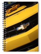 Bumble Bee Grill-7921 Spiral Notebook