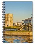 Bumblebee Tower 2 Spiral Notebook
