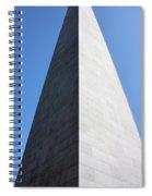 Bunker Hill Monument Spiral Notebook