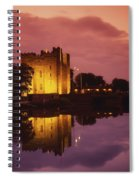 Bunratty, County Clare, Ireland Spiral Notebook