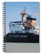 Buoy Changing 2 Spiral Notebook