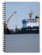 Buoy Changing Spiral Notebook