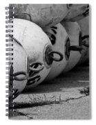 Buoys Spiral Notebook