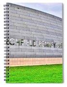 Burchfield Penny Art Center Spiral Notebook