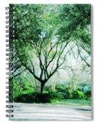 Burden View Spiral Notebook