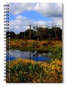 Burmarigold Bliss Spiral Notebook
