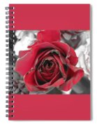 Burning Desire Spiral Notebook