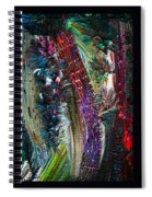 Bursting Spiral Notebook