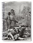Burying The Dead After John Browns Spiral Notebook