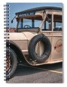 Bus No. 19 Spiral Notebook