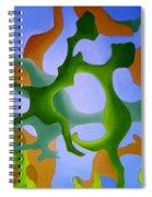 Bush Tango 12 Spiral Notebook