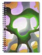 Bush Tango 4  Spiral Notebook