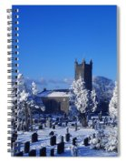 Bushmills Church, County Antrim Spiral Notebook