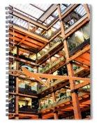 Butler Square Spiral Notebook