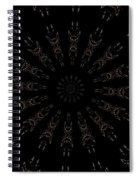 Butterflies Desing Spiral Notebook