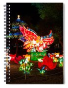 Butterfly Lovers Spiral Notebook