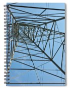 Buzz To The Sky Spiral Notebook