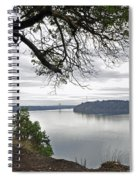 By The Still Waters Spiral Notebook
