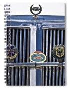 C M C Spiral Notebook