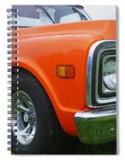 Ca247-12 Spiral Notebook
