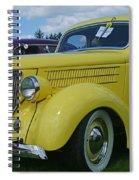 Ca9692-12 Spiral Notebook