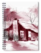 Cabin2 Spiral Notebook